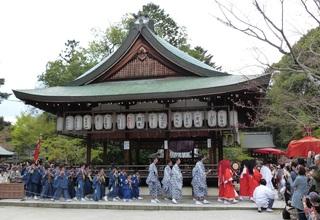 003-4上野やすらい参拝.JPG