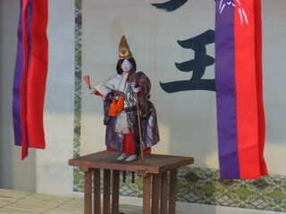 09 鈴鹿山の町会所に飾られるご神体・瀬織津姫のお前立.JPG
