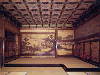 9 白書院・一の間 ここにも本願寺宗主の文化水準が見えます。_R.jpg